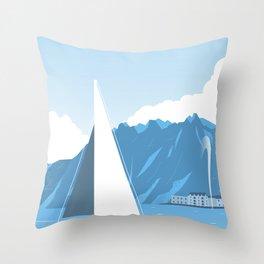 Geneva Throw Pillow