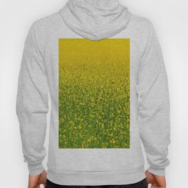 Mustard Field (of Yellow and Green) Hoody