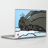 seal Laptop & iPad Skins featuring Seal by Mel McIvor