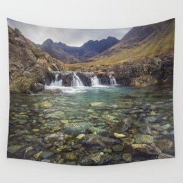 Fairy Pools, Isle of Skye Wall Tapestry