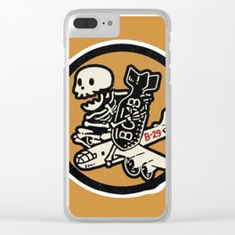 Bombers Clear iPhone Case