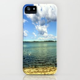 King Lake - Australia iPhone Case