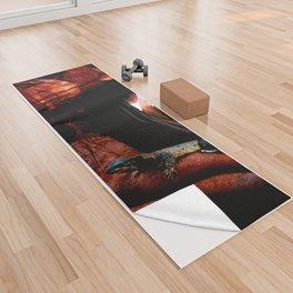 Inanna Yoga Towel