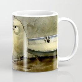 """Bother the Gnat"" by Duncan Carse Coffee Mug"