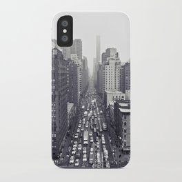 flying over first... iPhone Case