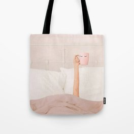 Coffe Cup Tote Bag