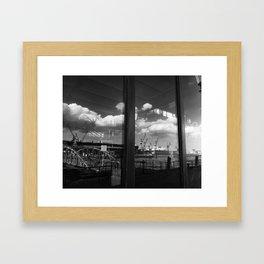 reflections III Framed Art Print