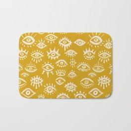 Mystic Eyes – Marigold Palette Bath Mat