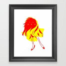 If-Rita Framed Art Print