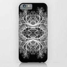 The Giving Tree - Black iPhone 6s Slim Case