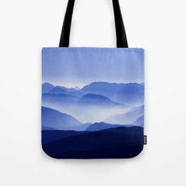 Mountains 12 Tote Bag