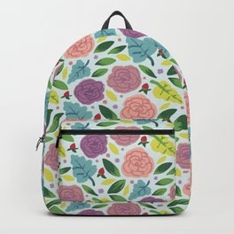 June Bouquet Backpack
