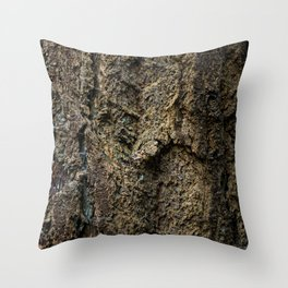 Bark 5 Throw Pillow