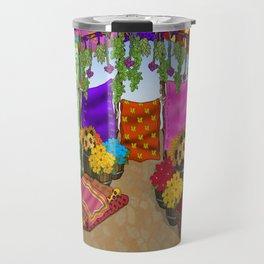 At The Bazaar Travel Mug