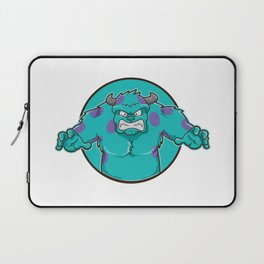 SULLY THE MONSTER! Laptop Sleeve