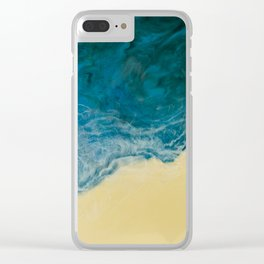 Castaway Clear iPhone Case