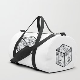being out of the box Duffle Bag