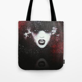 Abstract Grunge JJ Color  Tote Bag