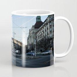 Streets of Budapest Coffee Mug