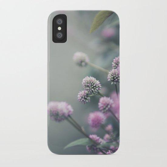 you belong iPhone Case