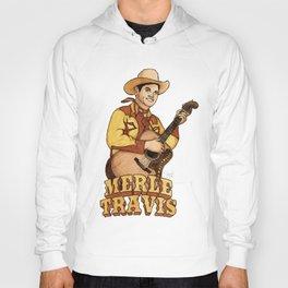 Merle Travis Hoody