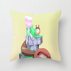 Aspiration Throw Pillow