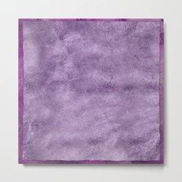 Violet wall Metal Print