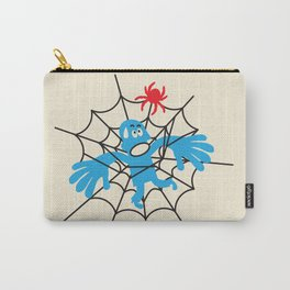 RADIOACTIVE SPIDER BITE Carry-All Pouch