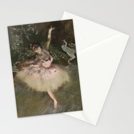 Edgar Degas - The Star Stationery Cards