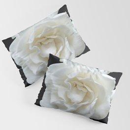 Gardenia on Black DPG150524 Pillow Sham