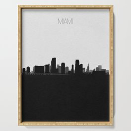 City Skylines: Miami Serving Tray