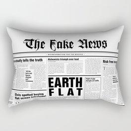 The Fake News Vol. 1, No. 1 Rectangular Pillow