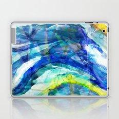 Geometric Wave Laptop & iPad Skin