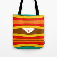 Eye Wave Tote Bag