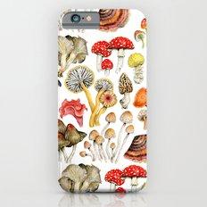 Mushroom Patterns Slim Case iPhone 6