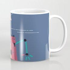 :::Mini Robot-Vrahion::: Mug