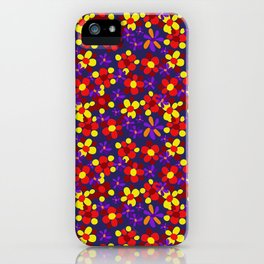 Flowers of Karine iPhone Case