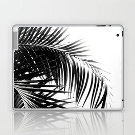 Palm Leaves Black & White Vibes #3 #tropical #decor #art #society6 Laptop & iPad Skin