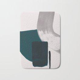 minimalist painting 02 Bath Mat