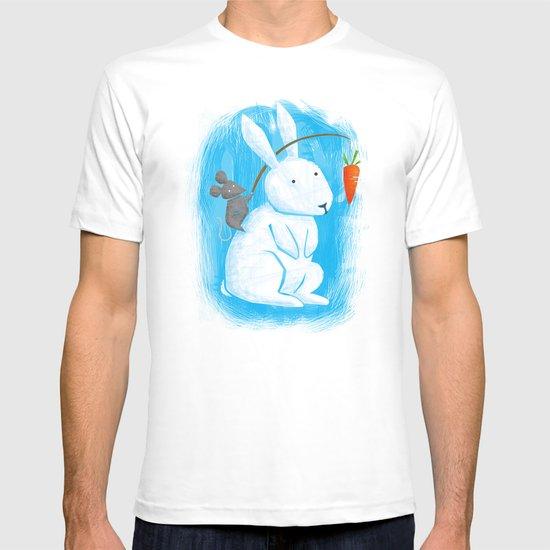 Bunny Rider T-shirt