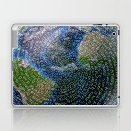 There Is No Planet B Laptop & iPad Skin