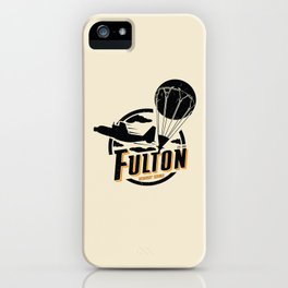 Fulton Recovery Service iPhone Case