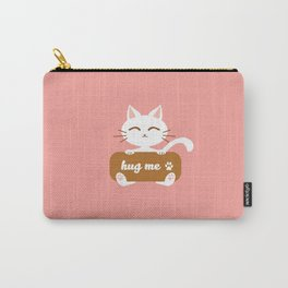 Hug Me Nyanko Carry-All Pouch