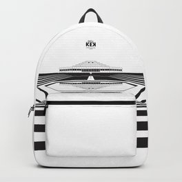 Architecture of Rapla KEK Backpack