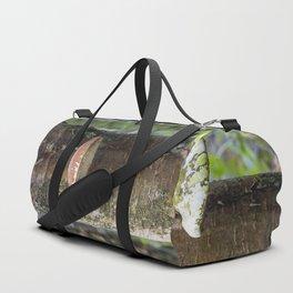Oyster Fungi Duffle Bag