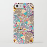 collage iPhone & iPod Cases featuring SEEING SOUND by Bianca Green