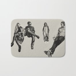 Friends Bath Mat