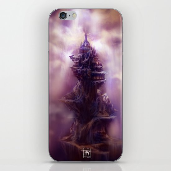 Wingardia iPhone & iPod Skin