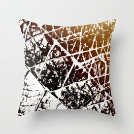 spooky shadows Throw Pillow