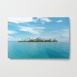 San Blas Islands, Panama Metal Print